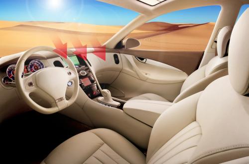 汽车玻璃贴膜有哪些作用?