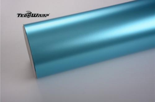 绸缎金属铝蓝汽车保护膜