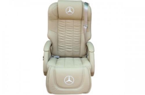奔驰威霆电动座椅改装