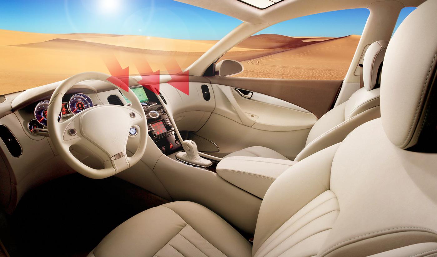 汽车玻璃窗膜