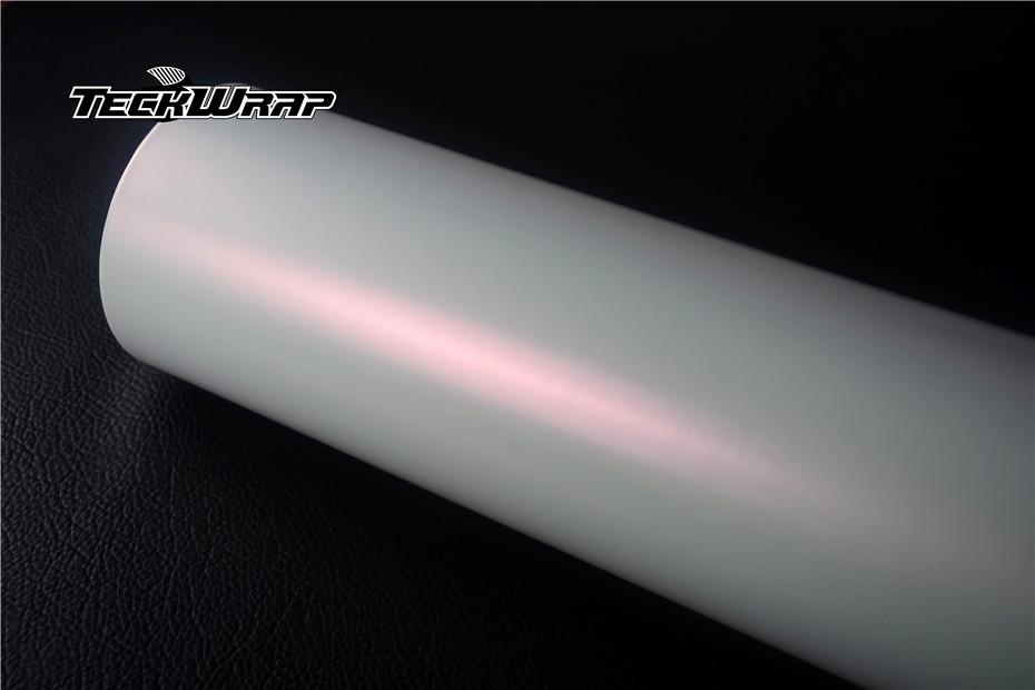 陶瓷白魅粉汽车保护膜 第4张-汽车内饰翻新-座椅改装-漆面保护贴膜-品牌隐形车衣 | 名车汇