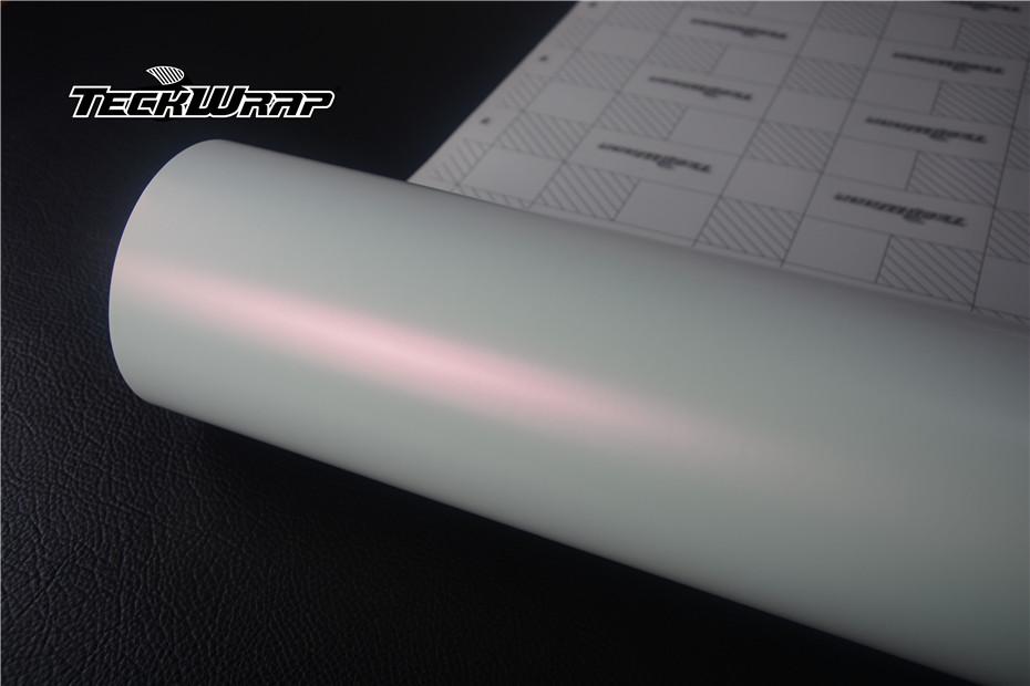 陶瓷白魅粉汽车保护膜 第5张-汽车内饰翻新-座椅改装-漆面保护贴膜-品牌隐形车衣 | 名车汇