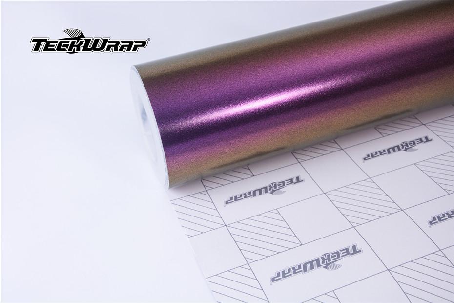 亚面钻石紫魅金汽车保护膜 第3张-汽车内饰翻新-座椅改装-漆面保护贴膜-品牌隐形车衣 | 名车汇