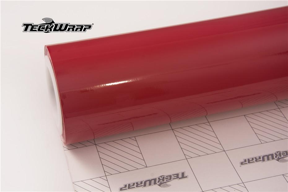 高亮胭脂红汽车保护膜 第3张-汽车内饰翻新-座椅改装-漆面保护贴膜-品牌隐形车衣 | 名车汇