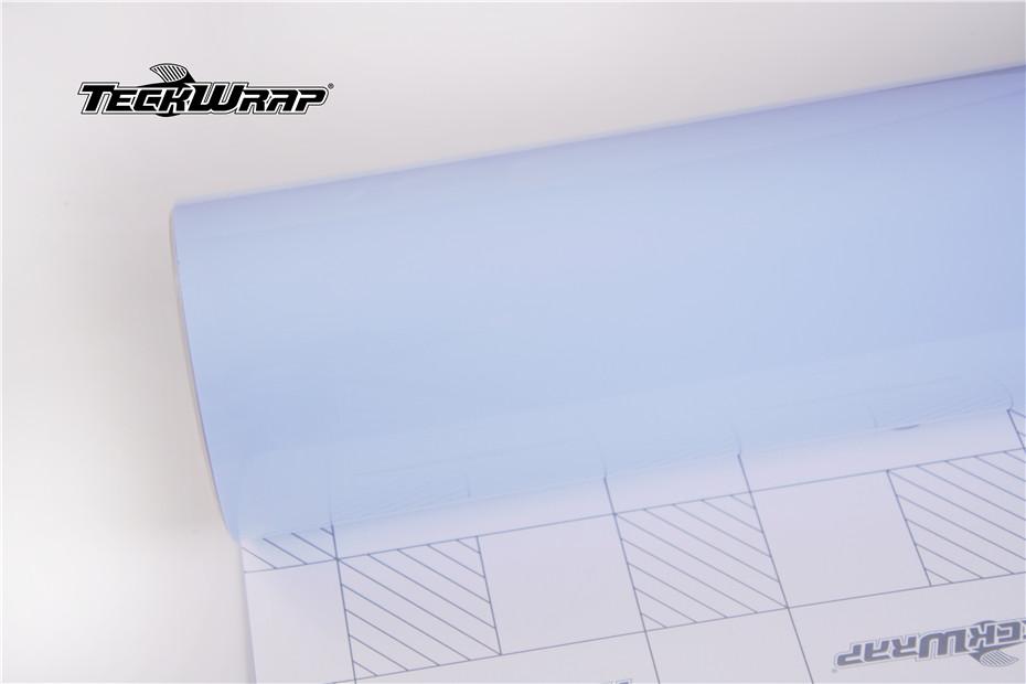高亮迷雾蓝汽车保护膜 第3张-汽车内饰翻新-座椅改装-漆面保护贴膜-品牌隐形车衣 | 名车汇