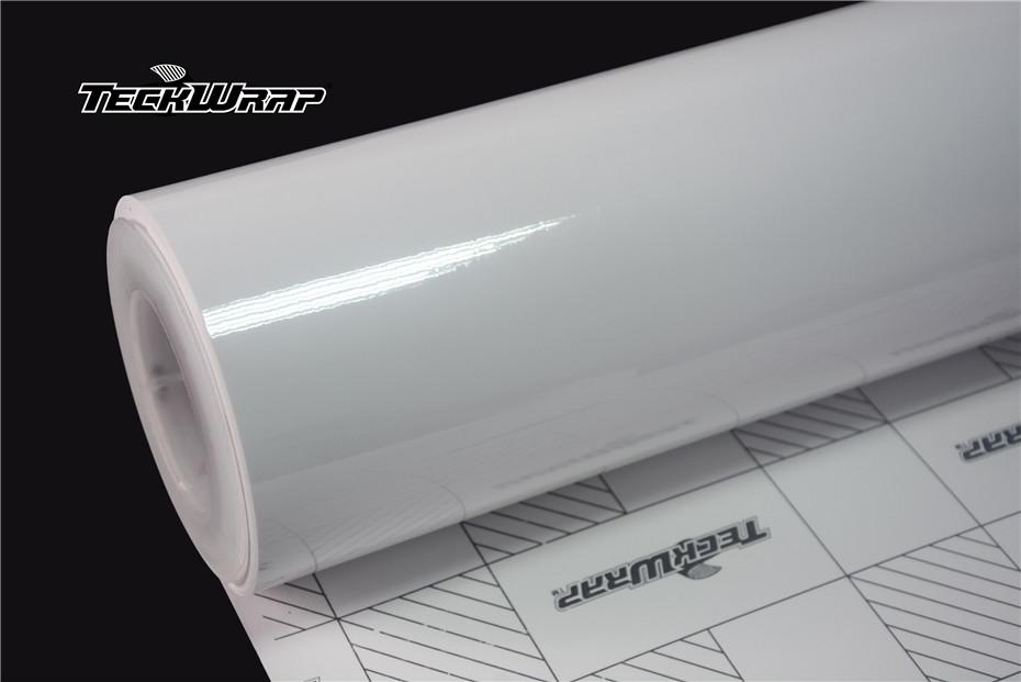 高亮白汽车保护膜 第2张-汽车内饰翻新-座椅改装-漆面保护贴膜-品牌隐形车衣 | 名车汇