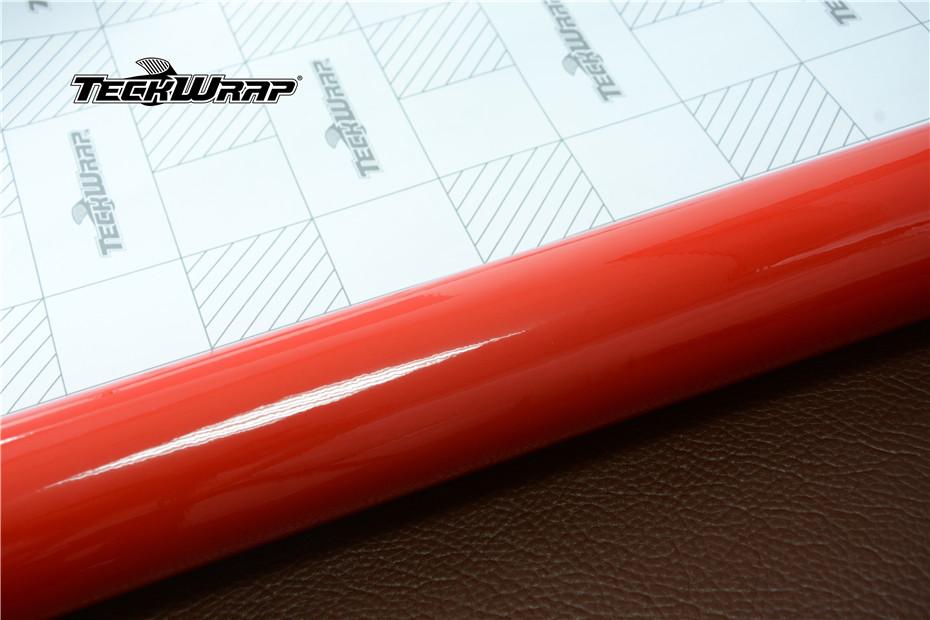 高亮法拉利红汽车保护膜 第2张-汽车内饰翻新-座椅改装-漆面保护贴膜-品牌隐形车衣 | 名车汇