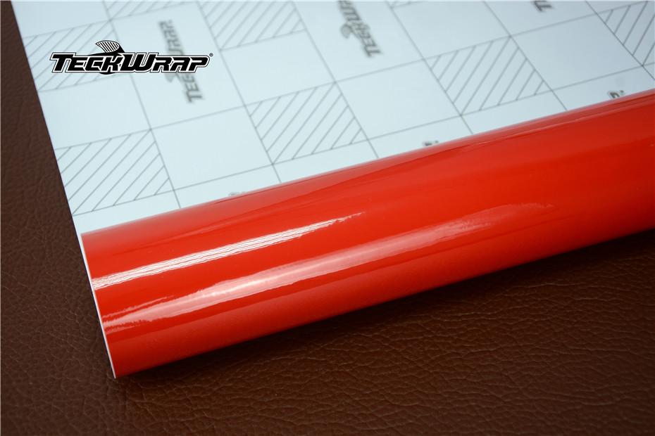 高亮法拉利红汽车保护膜 第4张-汽车内饰翻新-座椅改装-漆面保护贴膜-品牌隐形车衣 | 名车汇