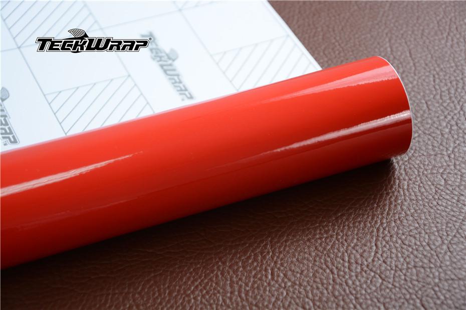 高亮法拉利红汽车保护膜 第6张-汽车内饰翻新-座椅改装-漆面保护贴膜-品牌隐形车衣 | 名车汇