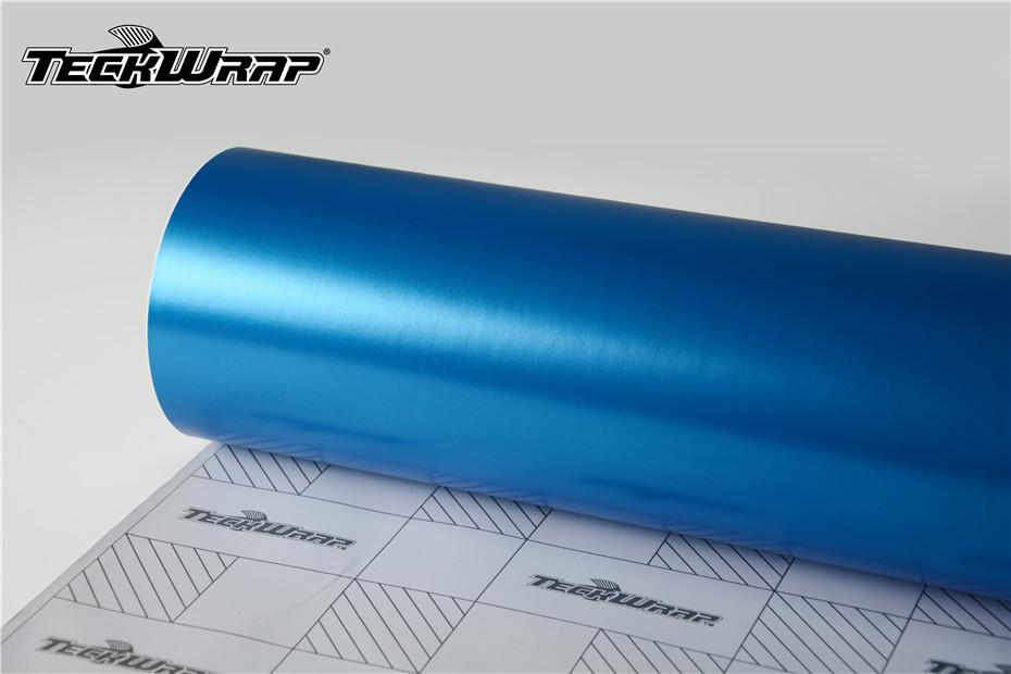 电光金属蓝汽车保护膜 第4张-汽车内饰翻新-座椅改装-漆面保护贴膜-品牌隐形车衣 | 名车汇