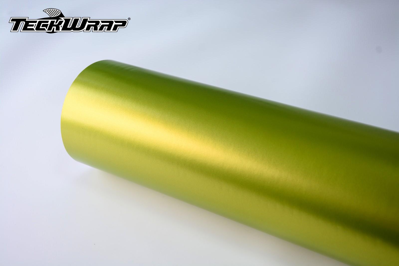 电光柠檬绿汽车保护膜 第4张-汽车内饰翻新-座椅改装-漆面保护贴膜-品牌隐形车衣   名车汇