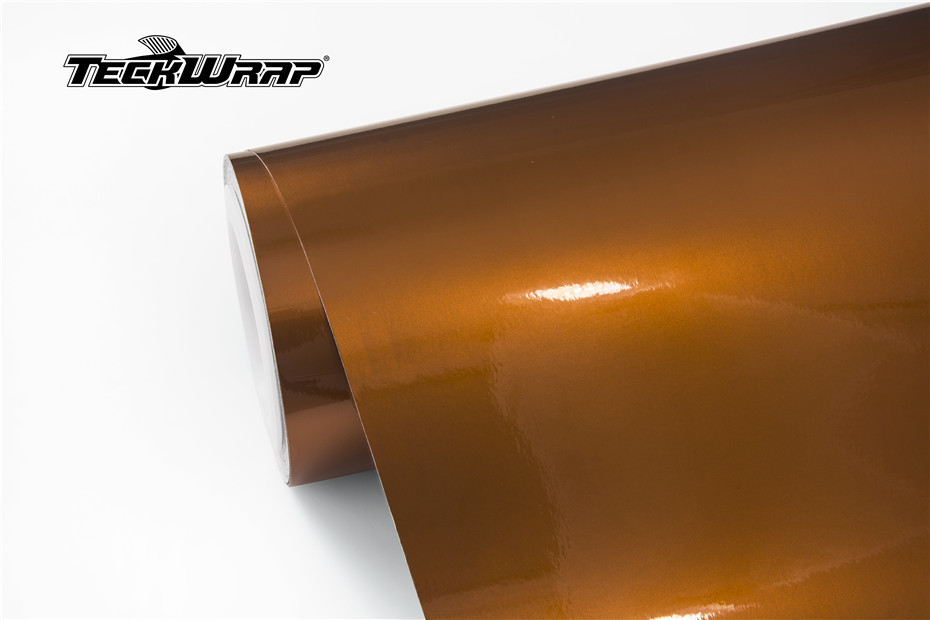 水晶金属铜汽车保护膜