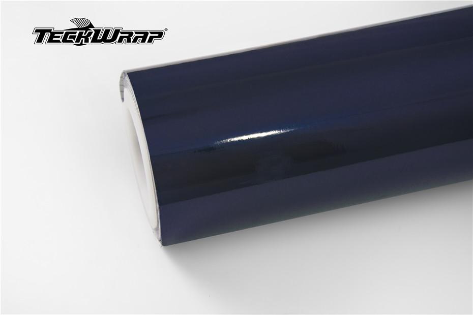 水晶藏蓝汽车保护膜
