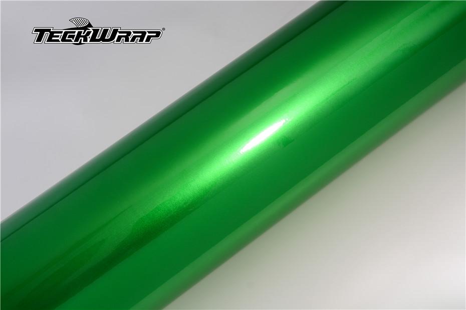 水晶苹果绿汽车保护膜