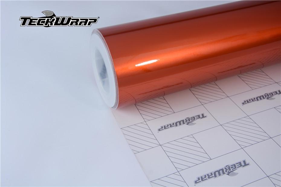 水晶辣椒橙汽车保护膜