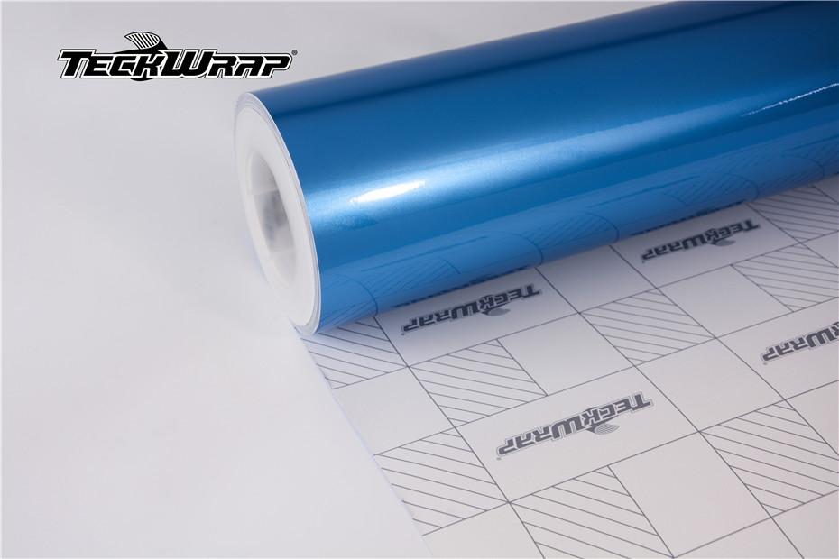 水晶奥运蓝汽车保护膜