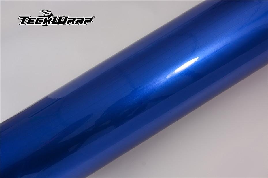 水晶宝石蓝汽车保护膜