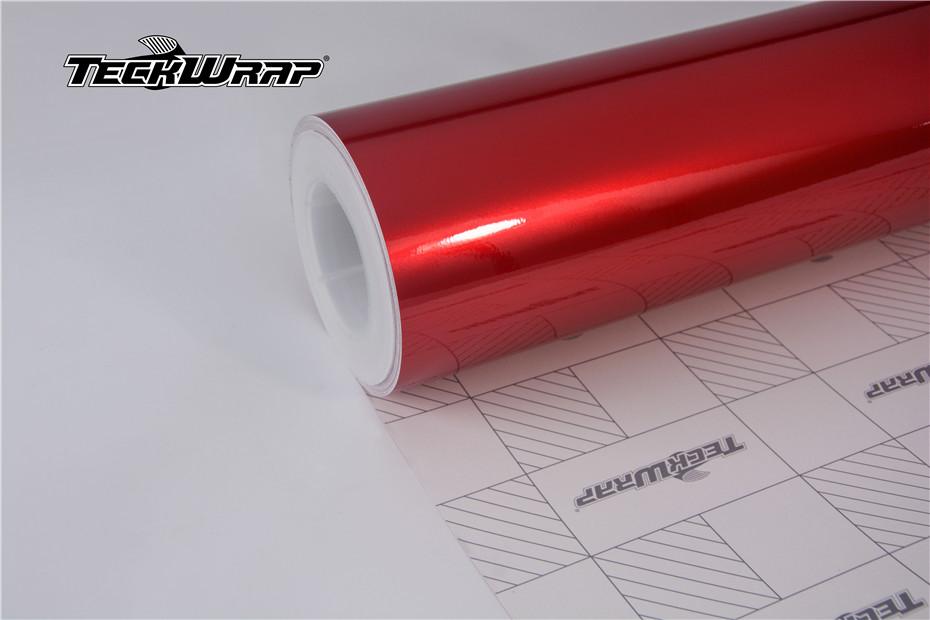水晶烈焰红汽车保护膜