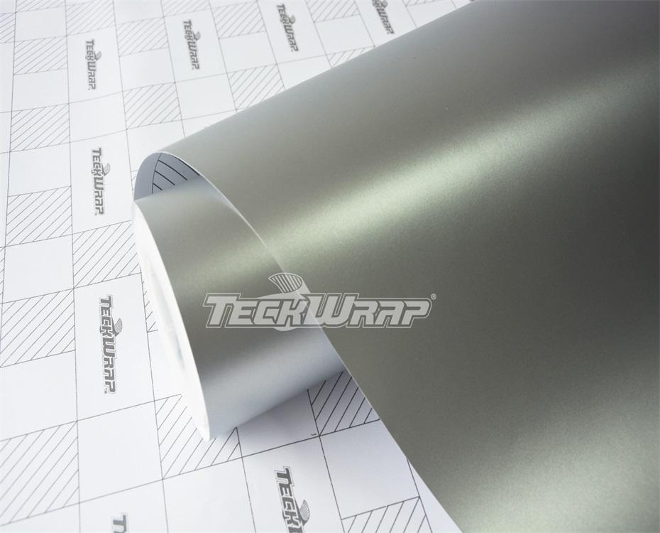 亚面金属银汽车保护膜