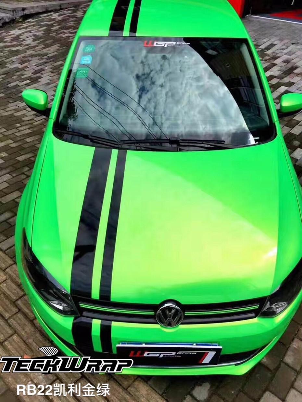 凯利金绿汽车保护膜