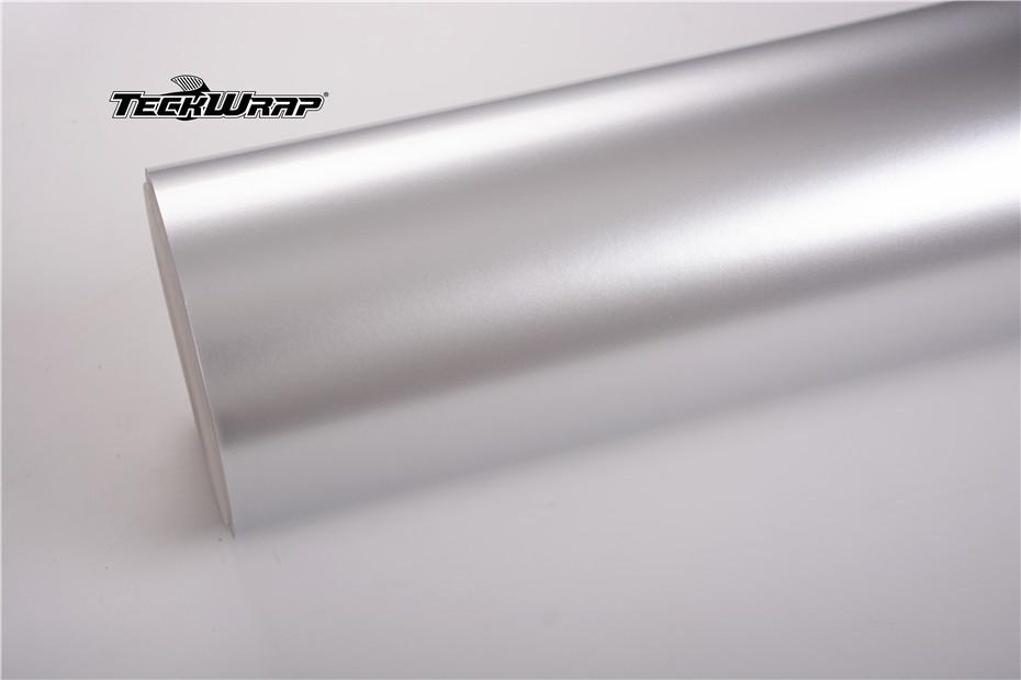 绸缎金属银汽车保护膜