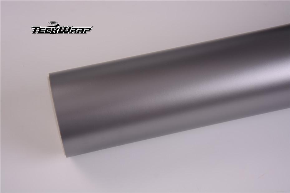 绸缎金属灰汽车保护膜
