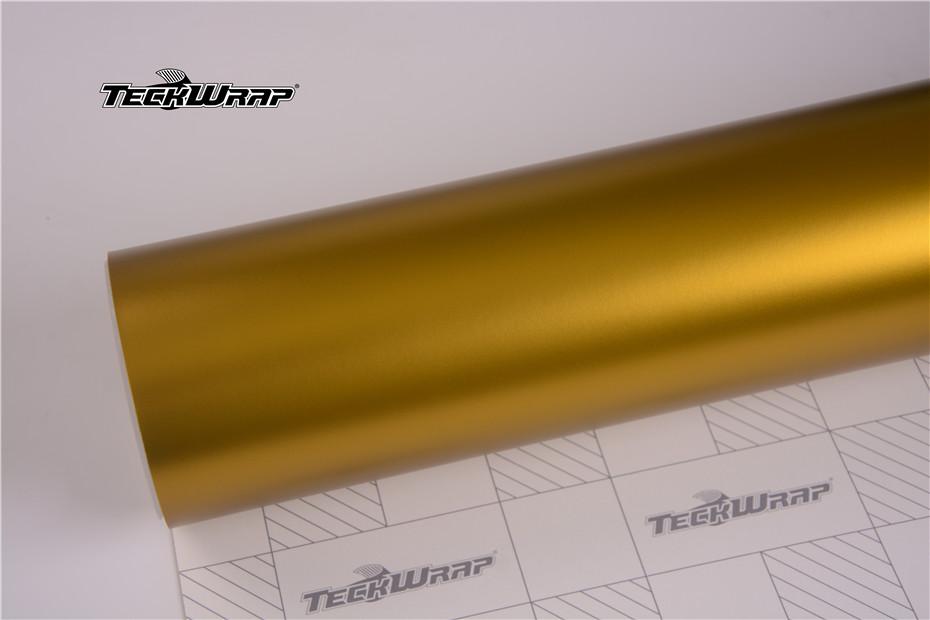 绸缎金属金汽车保护膜