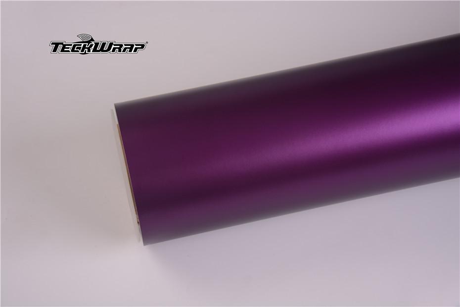 绸缎金属紫汽车保护膜