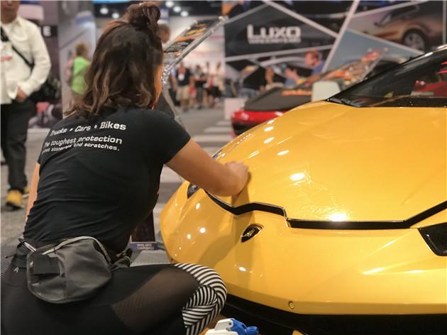 汽车真的有必要贴价格过万的隐形车衣么-为什么要贴车衣
