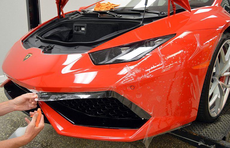 漆面保护膜是保护原厂车漆最佳方式