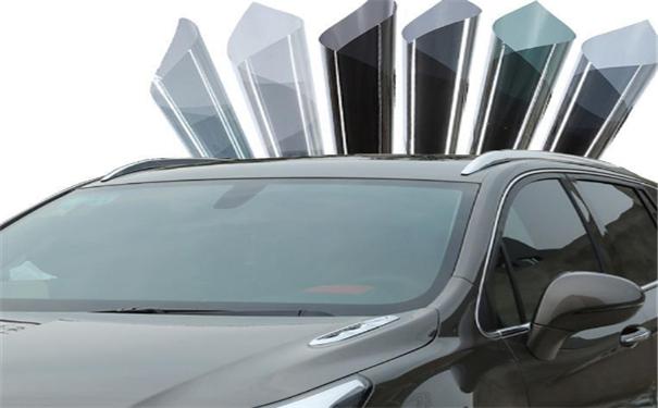 汽车前挡风玻璃贴膜多少钱-汽车车窗贴膜价格