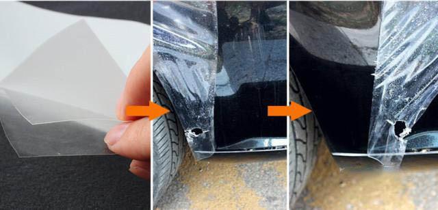 贴汽车隐形车衣,漆面保护膜的好处及用处