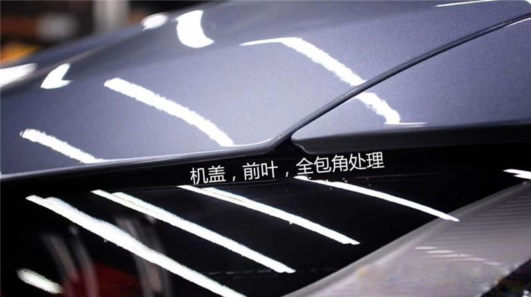 汽车贴隐形车衣的目的和汽车漆面保护膜的重要性