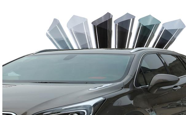 汽车太阳膜选购和使用的技巧