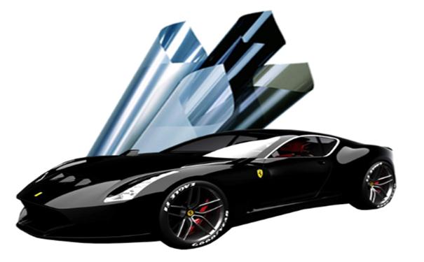 汽车贴膜有这么多种,我们应该如何选择?