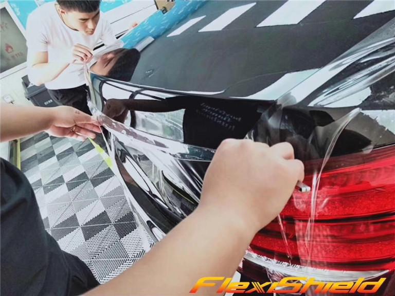 汽车贴膜隐形车衣作用以及优势有哪些?-河南亿通