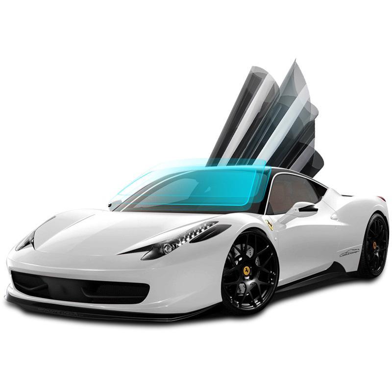 汽车玻璃贴膜颜色越深隔热效果越好?汽车贴膜哪家好?