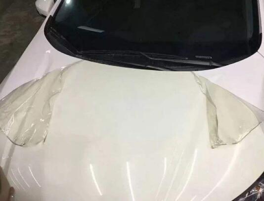 汽车漆面保护膜花了一两万,你确定贴到的是正品吗