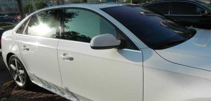 汽车贴膜怎么选,老司机教你如何用眼睛判断