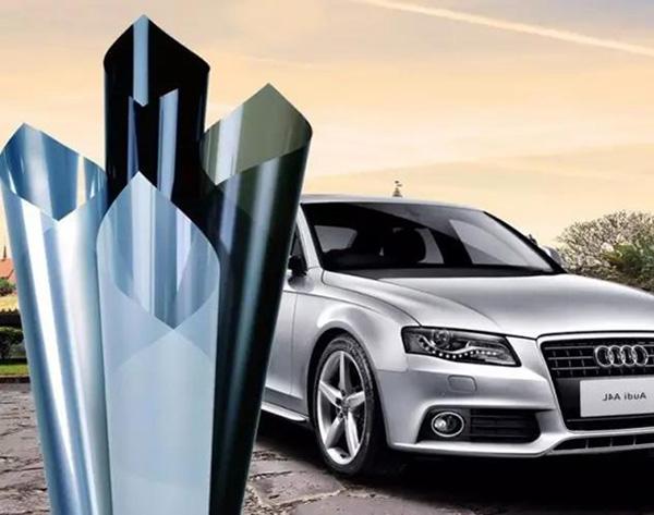 汽车贴膜隔热膜质量与贴膜作业并重
