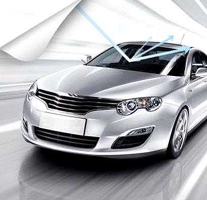 教你如何辨别优质【汽车贴膜】汽车隔热膜
