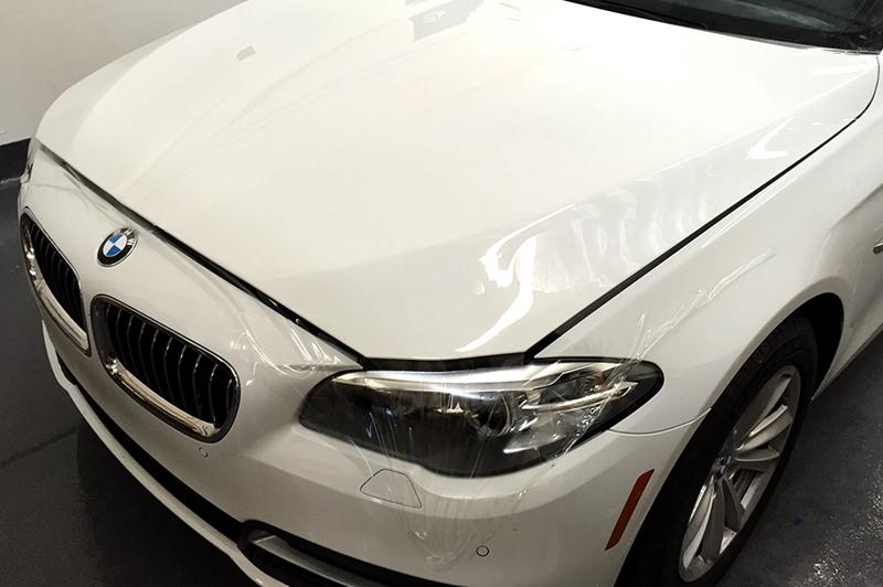 如何挑选汽车隐形车衣汽车漆面保护膜
