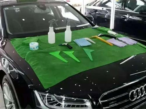 汽车贴膜很重要,选对更重要