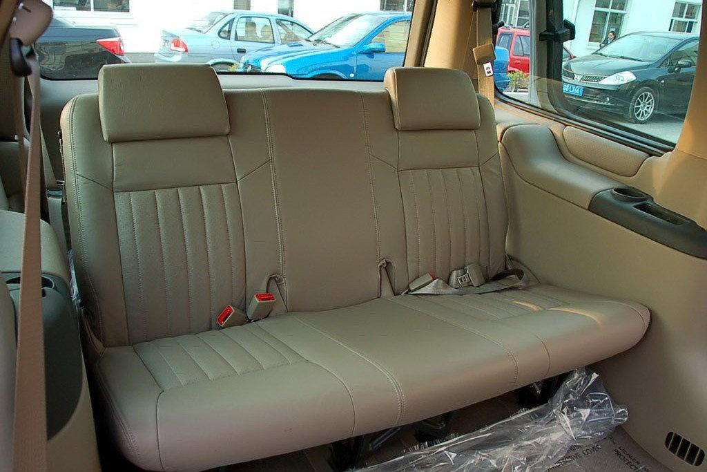 通用GL8房车座椅改装
