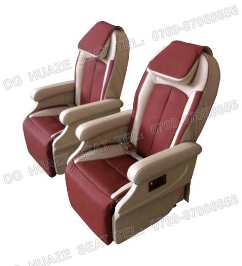 第二排独立位改装座椅改装
